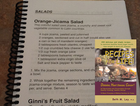Recipes for Life With Dr  Beth - TV